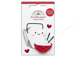 Doodlebug Collection So Punny Doodle Pops Takeout