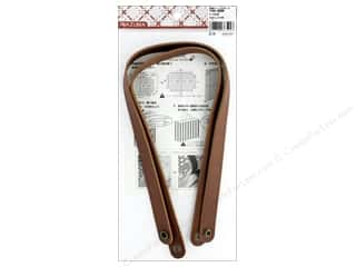 Inazuma Handles Leather Like Snappy 24 in. Brown