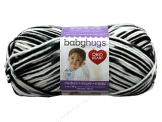 Red Heart Baby Hugs Medium Yarn 208 yd. #4950 Outerspace