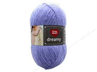yarn & needlework: Red Heart Dreamy Yarn 466 yd. #8358 Lavender