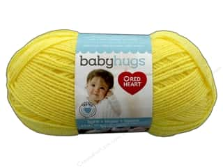 C&C Red Hear Baby Hugs Yarn Light 4.5 oz Sunny Picture