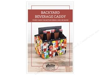 Sallie Tomato Backyard Beverage Caddy Pattern