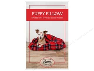 Sallie Tomato Puppy Pillow Pattern