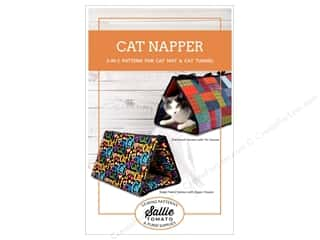 Sallie Tomato Cat Napper Pattern