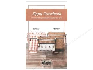 Sallie Tomato Zippy Crossbody Bag Pattern