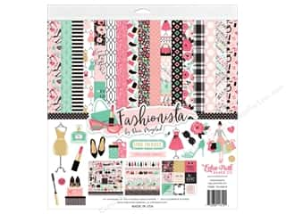 Echo Park Fashionista Collection Kit 12 in. x 12 in.