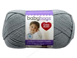 yarn & needlework: Red Heart Baby Hugs Medium Yarn 247 yd. #4410 Dolphin