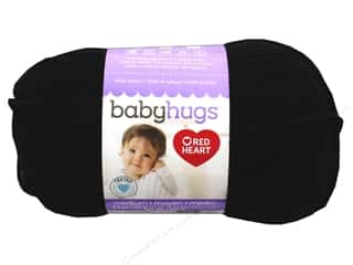 Red Heart Baby Hugs Medium Yarn 247 yd. #4012 Ink