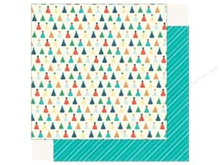 Echo Park Happy Birthday Boy Paper 12 in. x 12 in. Birthday Hats (25 pieces)
