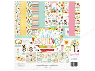 hello spring: Echo Park Hello Spring Collection Kit 12 in. x 12 in.