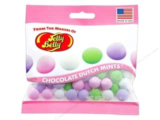 Jelly Belly Confections 2.9 oz Chocolate Dutch Mints