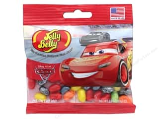 Jelly Belly Jelly Beans 2.8 oz Cars 3 Piston Cup