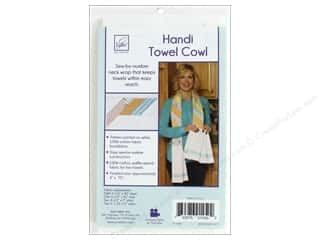 June Tailor Kit Sew As You Go Handi Towel Cowl