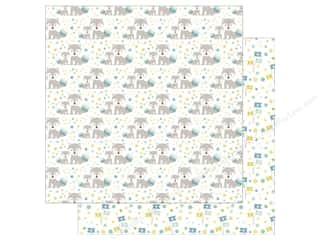 Echo Park Collection Sweet Baby Boy Paper 12 in. x 12 in. Man Cub (25 pieces)