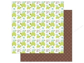 scrapbooking & paper crafts: Echo Park Collection Sweet Baby Boy Paper  12 in. x 12 in. Little One (25 pieces)