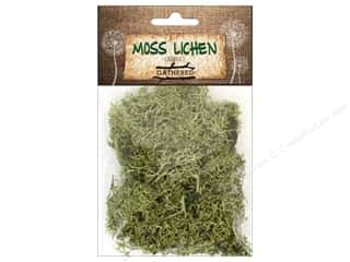 moss: BCI Crafts Moss/Lichen 1 oz Light Green