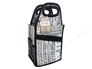 craft & hobbies: Storage Studios Spinning Tote Typography