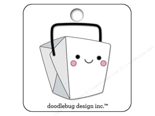beading & jewelry making supplies: Doodlebug So Punny Collectible Pin Takeout