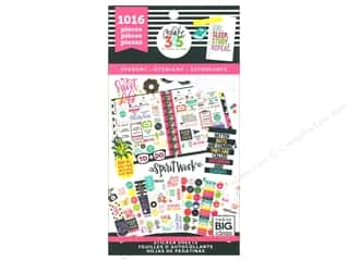 Me&My Big Ideas Happy Planner Sticker Value Pack Student Sweet Life
