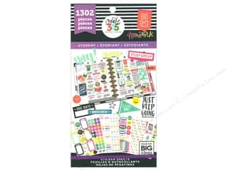 Me&My Big Ideas Happy Planner Sticker Value Pack Student Fri Yay
