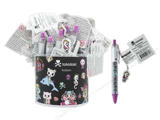 craft & hobbies: Blueprint Books Tokidoki Mermicorno Pen POP (24 pieces)
