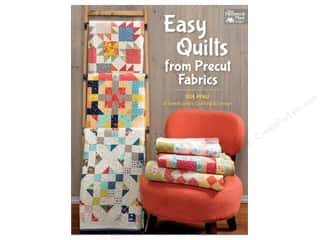 That Patchwork Place Easy Quilts From Precut Fabrics Book