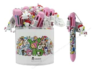 craft & hobbies: Blueprint Books Tokidoki Multi-Color Pen POP (12 pieces)