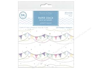 scrapbooking & paper crafts: Forever in Time 6 x 6 in. Paper Stack Let's Celebrate