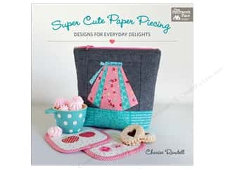 books & patterns: That Patchwork Place Super Cute Paper Piecing Book