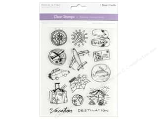 scrapbooking & paper crafts: Multicraft Stamp Clear Travel
