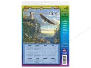 Design Works Kit Sequin Calendar 2019 Guiding Light