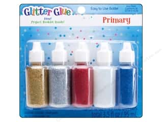 glues, adhesives & tapes: Sulyn Glitter Glue Variety Pack Primary