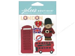 scrapbooking & paper crafts: EK Jolee's Boutique Destination London