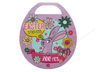 stickers: Darice Sticker Book Mini Easter