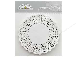 die cuts: Doodlebug Embellishment Doilies Lily White