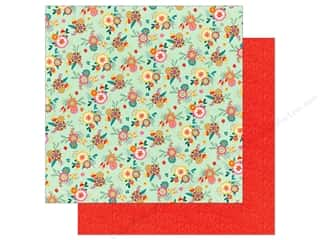 Clearance: Photo Play Paprika Paper 12 in. x 12 in. Patchouli (25 pieces)