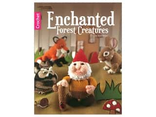 Enchanted Forest Creatures Book