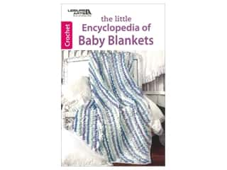 books & patterns: Leisure Arts The Little Encyclopedia Of Baby Blankets Book