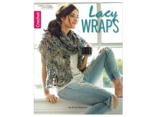Lacy Wraps Book