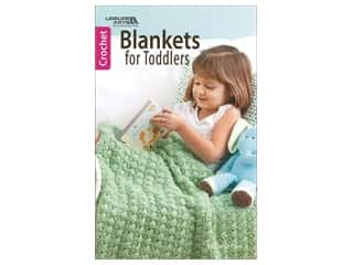 Leisure Arts Blankets For Toddlers Book