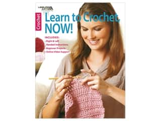 Learn to Crochet Now! Book