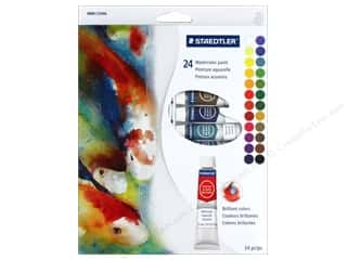 Staedtler Watercolor Paint Set 24 pc (6 sets)