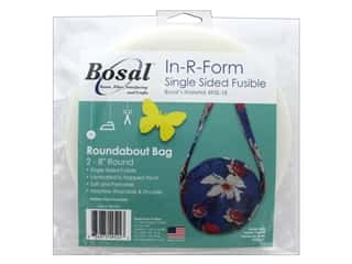 Bosal In R Form Foam Stabilizer Fusible Single Sided Roundabout