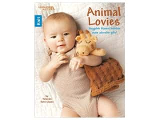 books & patterns: Leisure Arts Animal Lovies Book