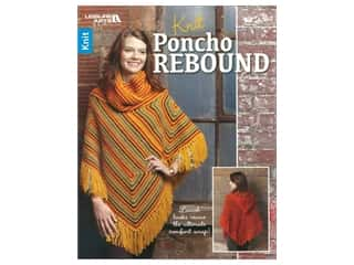 books & patterns: Leisure Arts Knit Poncho Rebound Book