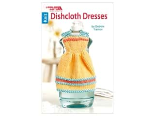 Leisure Arts Dishcloth Dresses Book