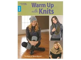 books & patterns: Leisure Arts Warm Up With Knits Book