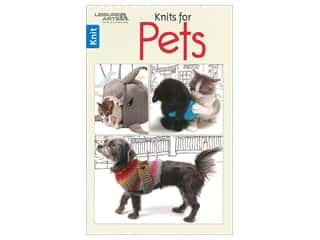 books & patterns: Leisure Arts Knits For Pets Book