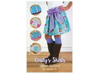 books & patterns: Custom Creations Emily's Skirts Pattern