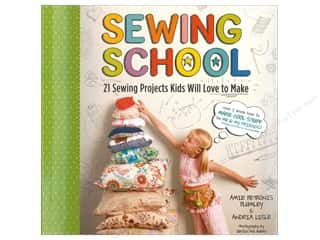 Storey Publications Sewing School Book